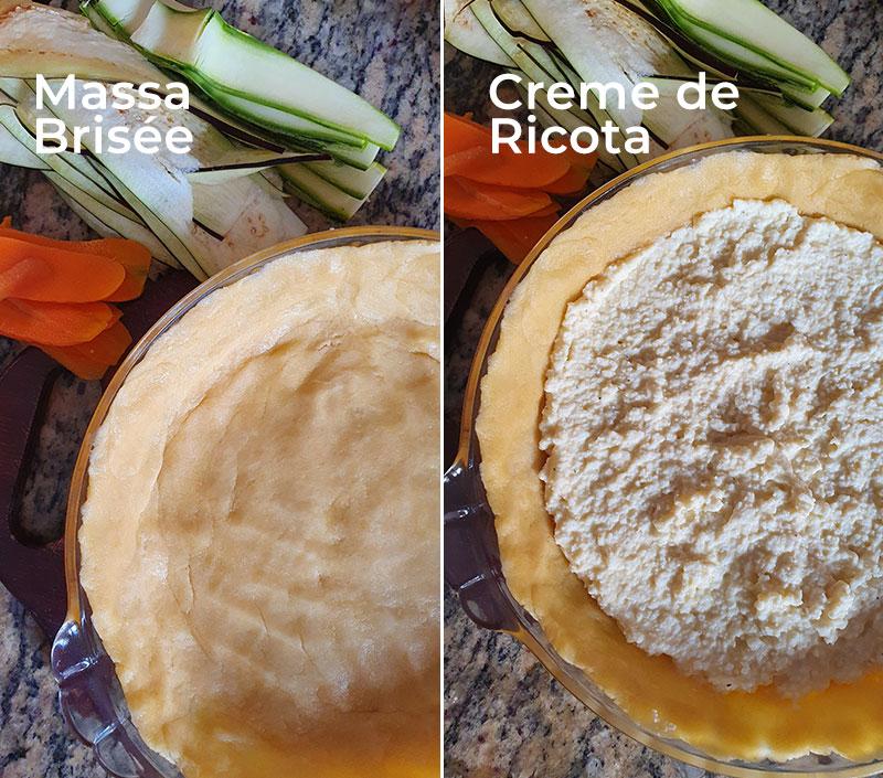 como fazer torta de vegetais espiral